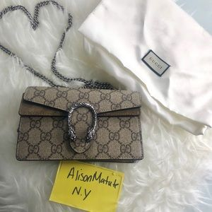 Gucci Super Mini Dionysus GG